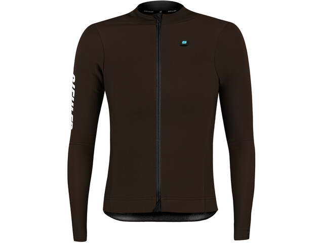 Biehler Thermal Rain LS Jersey Women, dark brown